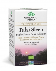 ORGANIC INDIA TULSI CEAI SLEEP x 18 pl.